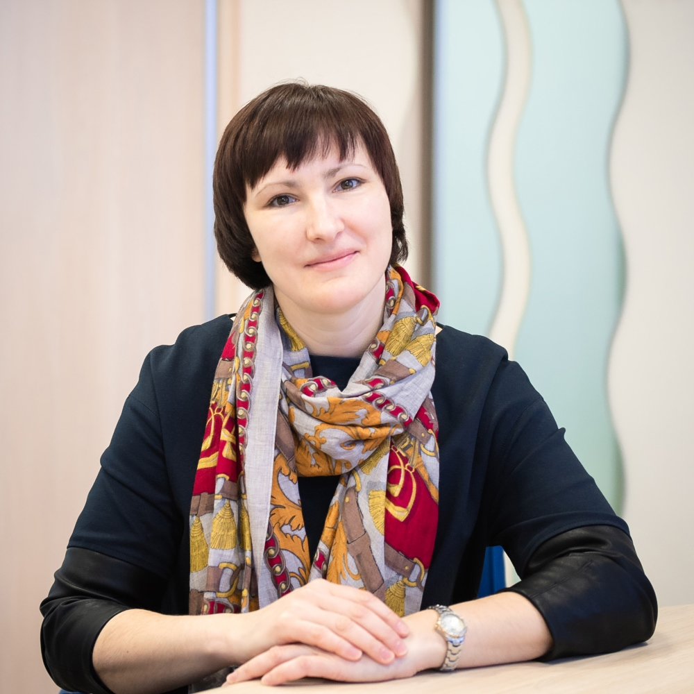 Богданова Ольга Евгеньевна
